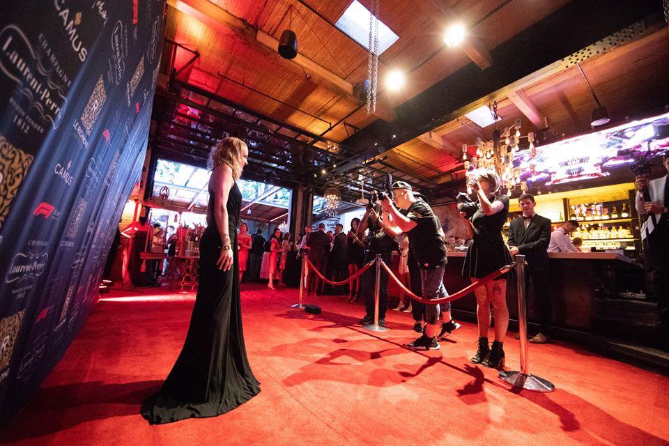 Grand Prix - F1 - Richmond - Red Carpet -The Montrealista - Annie Villeneuve