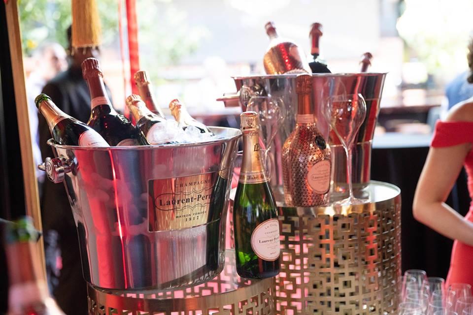 Grand Prix - F1 - Richmond - Red Carpet -The Montrealista - champagne