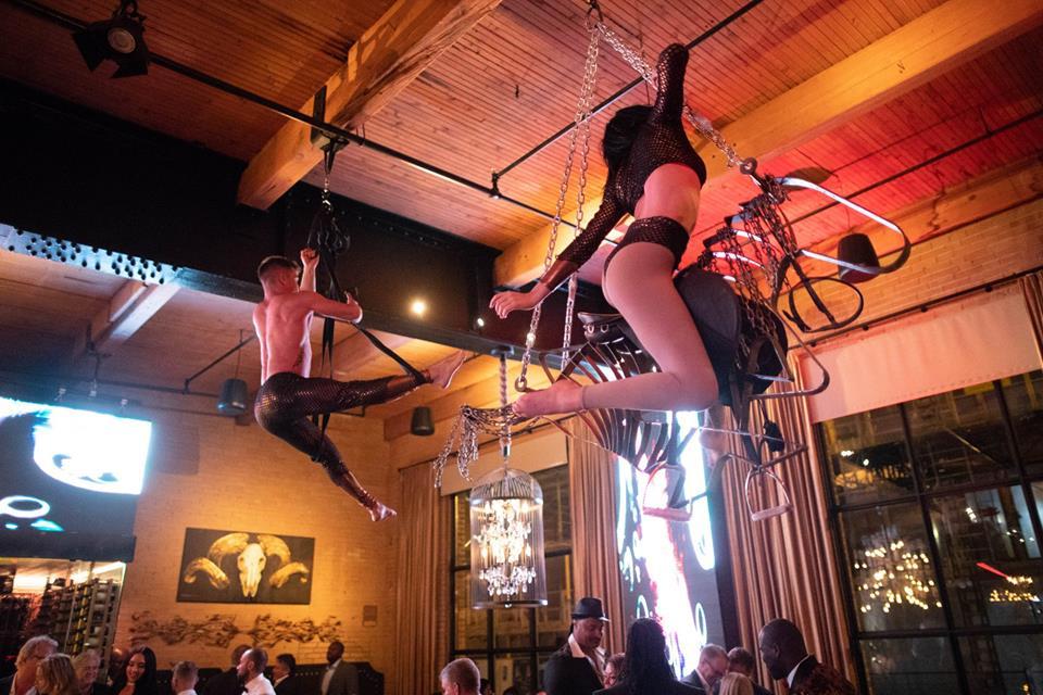 Cirque - artistes Grand Prix - F1 - Richmond - Red Carpet -The Montrealista