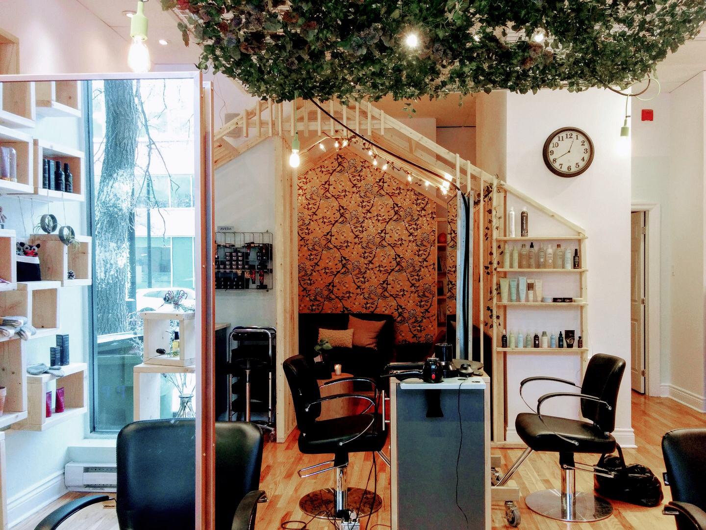 Institut racine - salon - coiffure -hairdresser