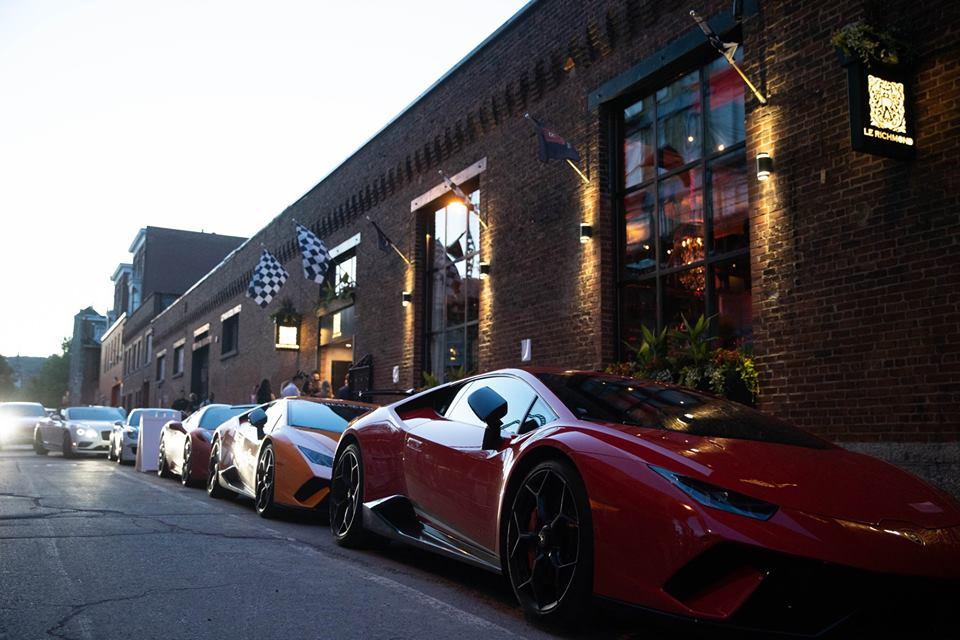 Grand Prix - F1 - Richmond - Red Carpet -The Montrealista
