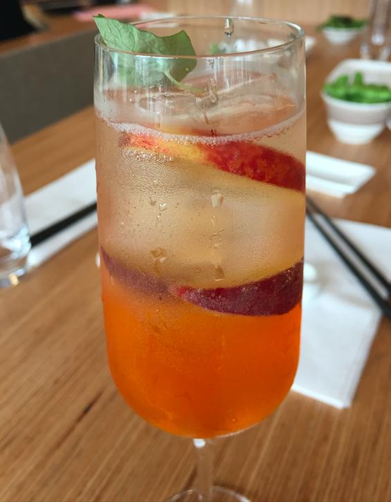 Blossom - bar - restaurant -sake -japonais - Montréal