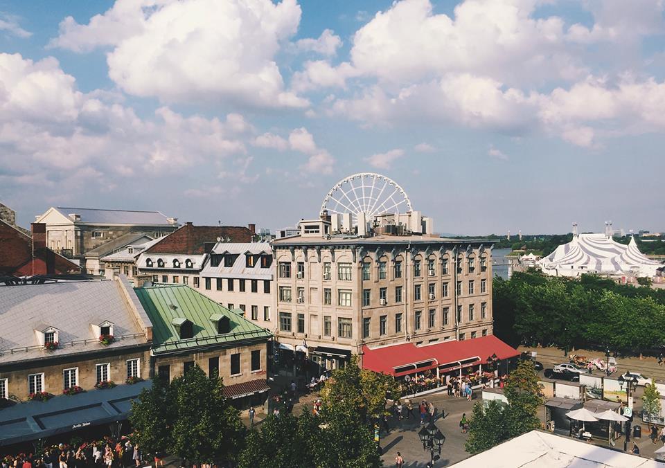 Vieux-Port - Montréal - été