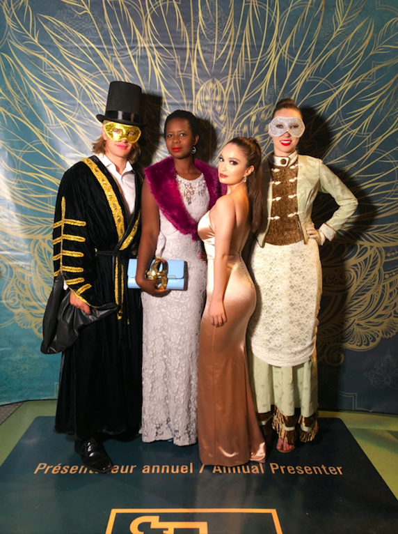 Let's Bond 2018 - Venezia Extravaganza - Benefit - Gala - Socialite