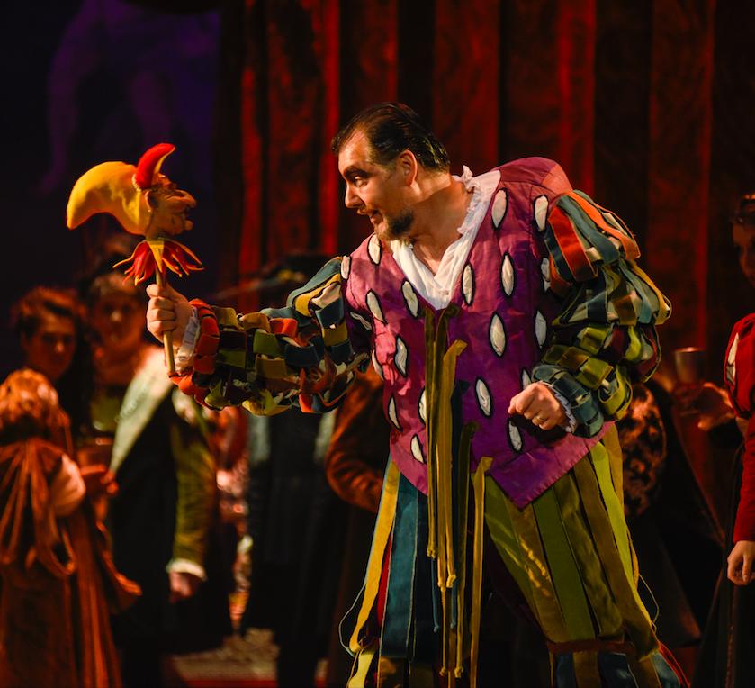 Rigoletto - Opéra de Montréal - sortie culturelle