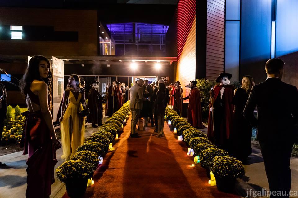 accueil -  Let's Bond 2018 - Venezia Extravaganza - benefit - gala - évènement bénéfice