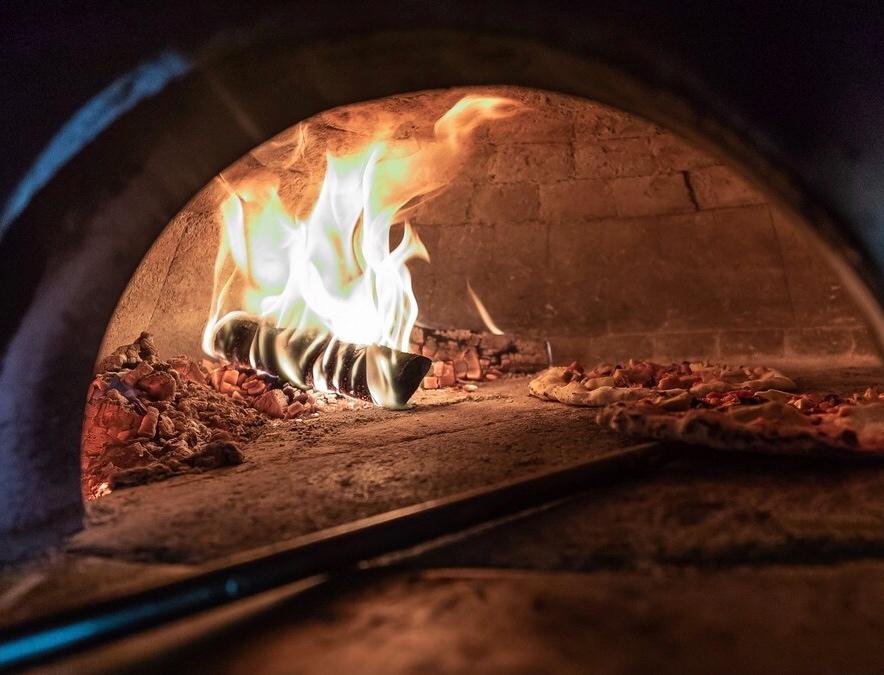 four à bois - pizza napolitaine - Fiorellino - Pizza Week