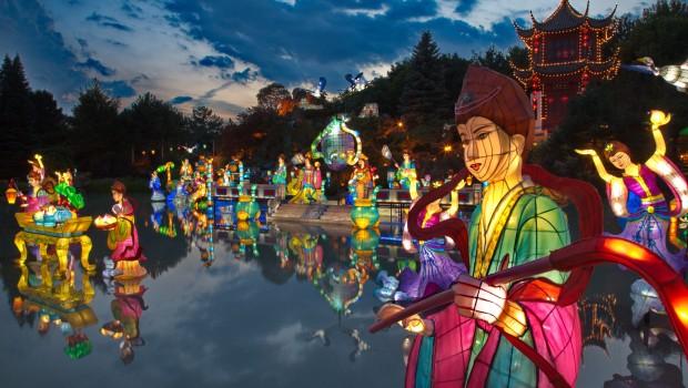 magie-des-lanternes- jardin-botanique- montréal