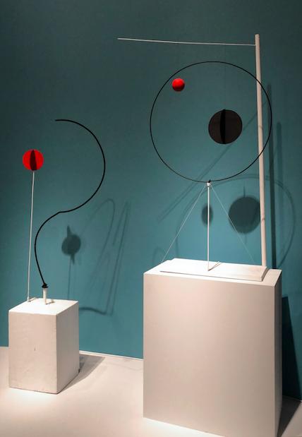 Alexander Calder - MBAM - Musée des Beaux-Arts de Montréal - mobiles - art contemporain