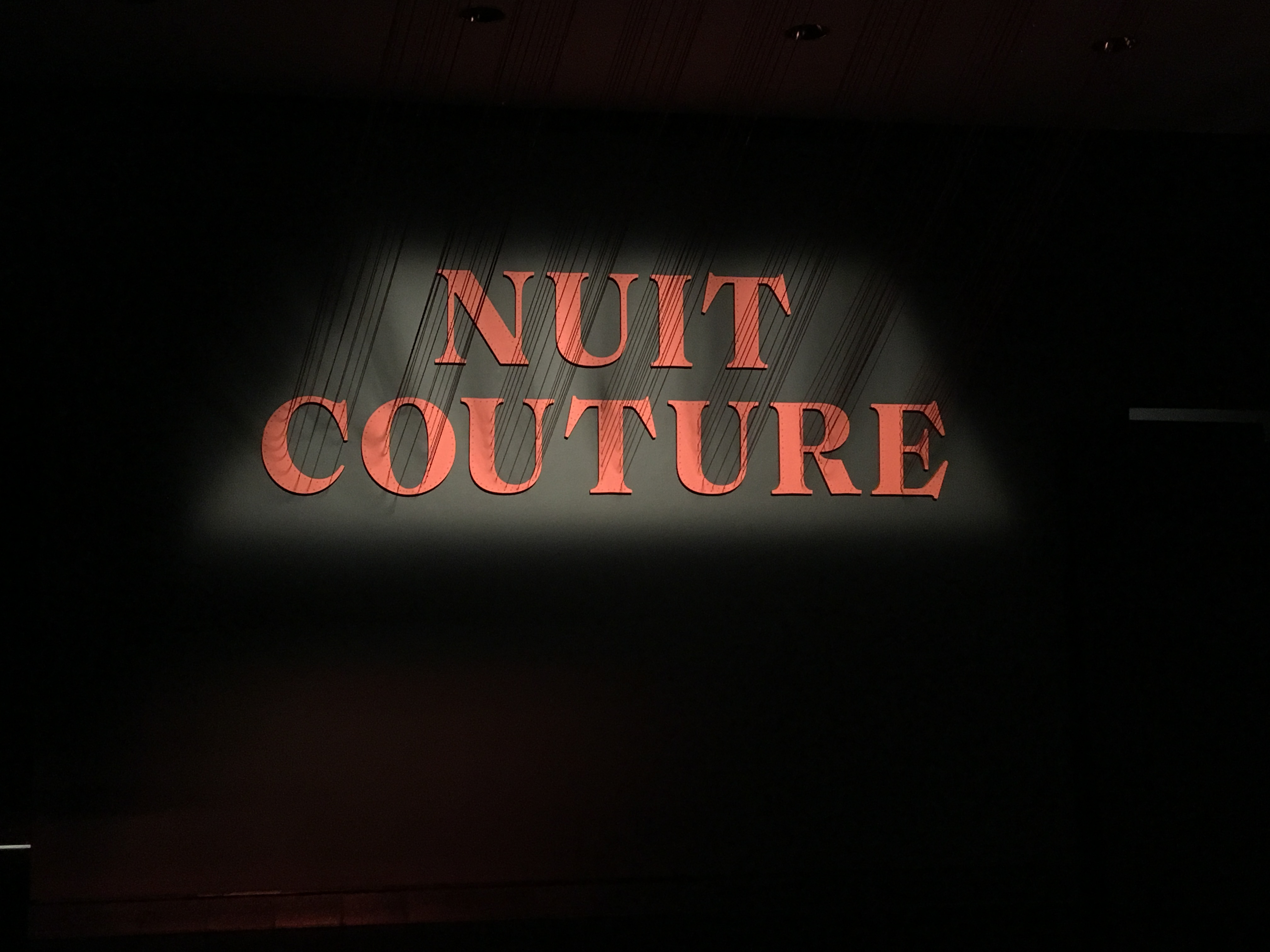 Bal - soirée - événement - musée -mbam - society - benefit - Nuit Couture