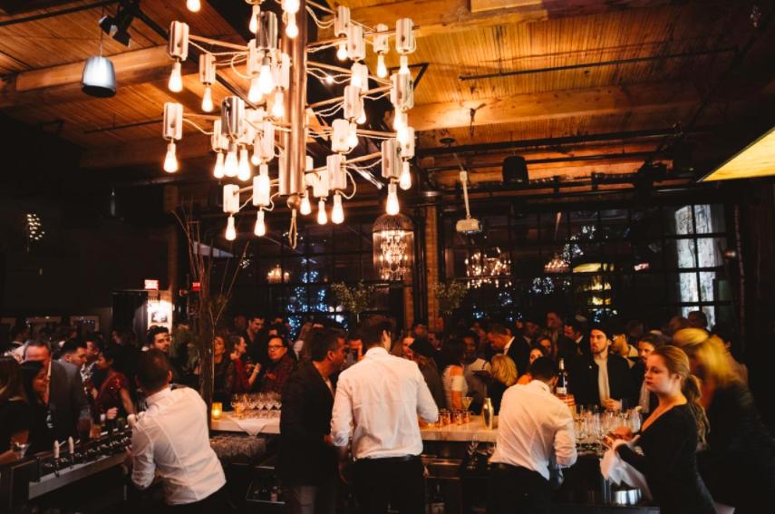 Richmond - restaurant - montréal - tapis rouge - red carpet - party