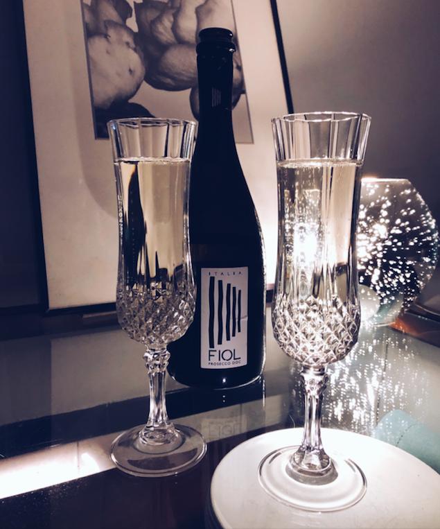 Prosecco - Fiol - mousseux - champagne - vin - cava