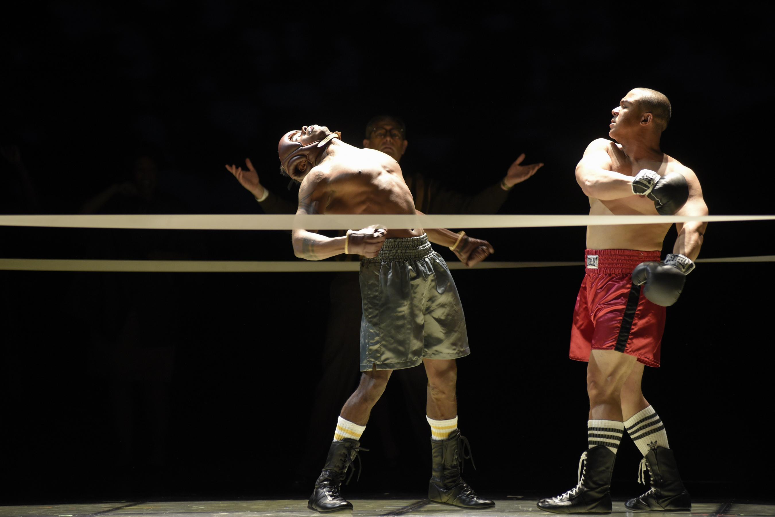 Opera - Champion - Boxing - Montreal