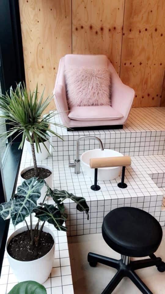 Le Hideout - salon -beauté -beauty bar