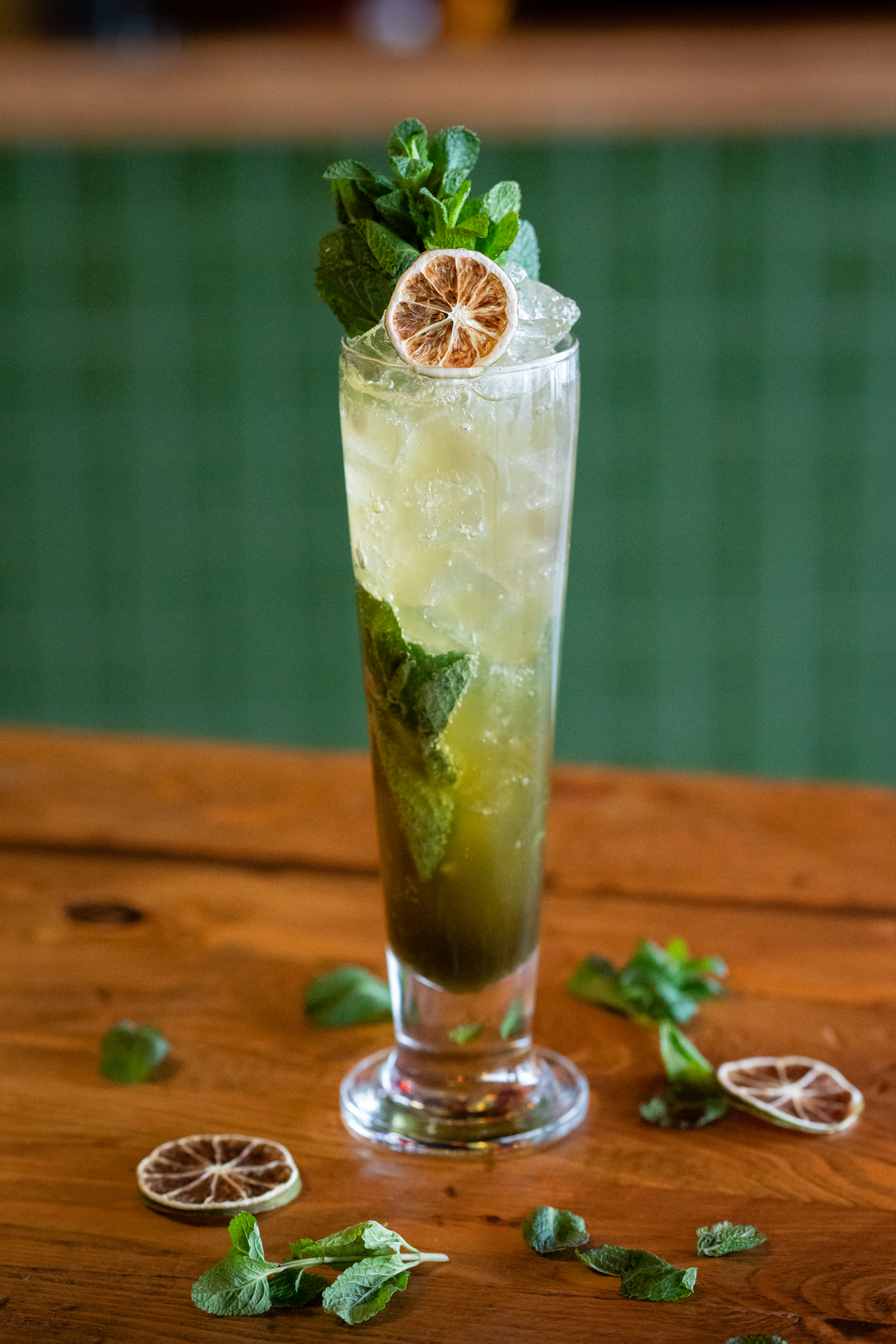 Matcha Collins - Le Golden Dragon - Cuisine chinoise - chinese fusion - asian fuison