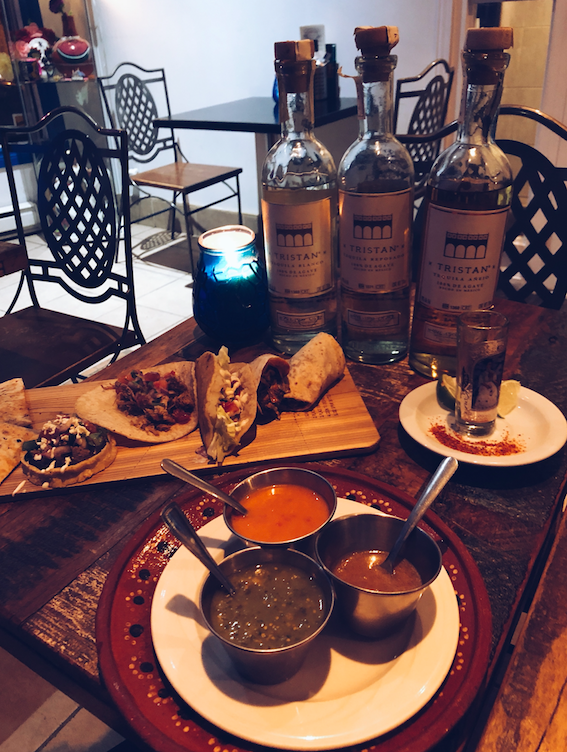Restaurant Frida - Cuisine Mexicaine- Les Quartiers du Canal - Tacos
