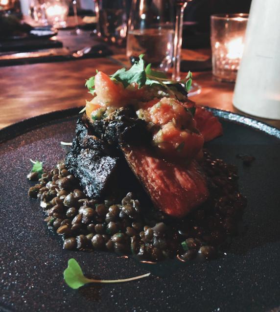 Picanha - restaurant Asado - Montreal - Société des Quartiers du Canal - Griffintown -Food -Foodie -meat
