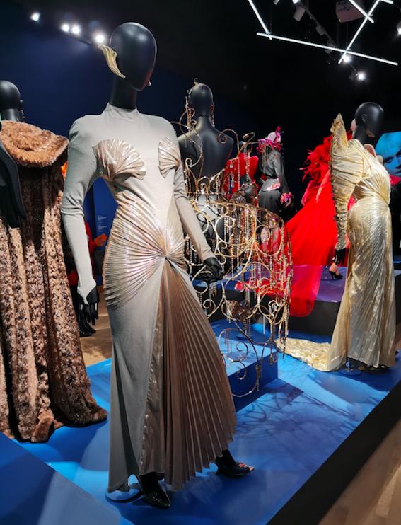 Thierry Mugler - MBAM - Musée des beaux Arts -Haute Couture - Designer