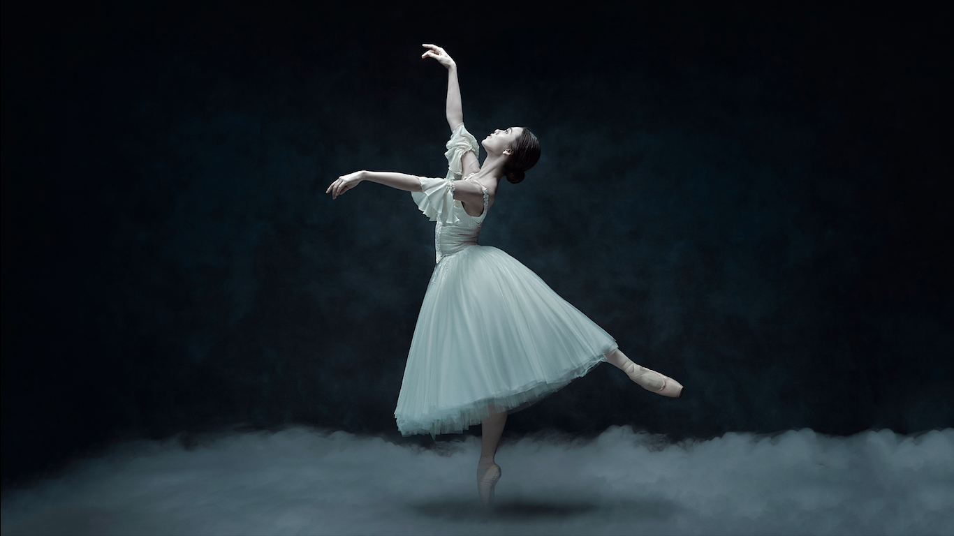 Grands Ballets Canadiens - Giselle - danse classique - classical dance