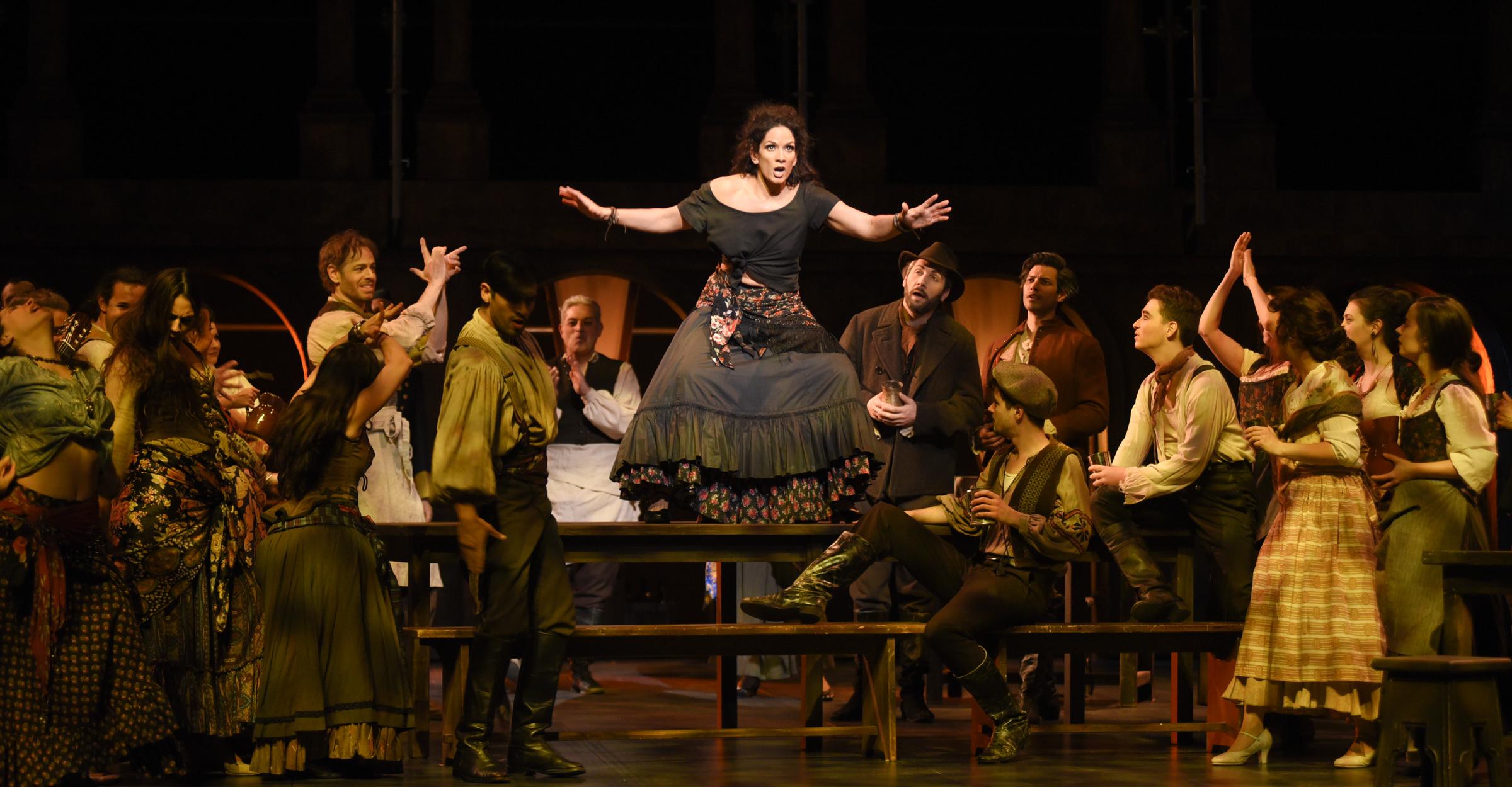 Carmen - Opera - Arts -Culture Opéra de Montréal