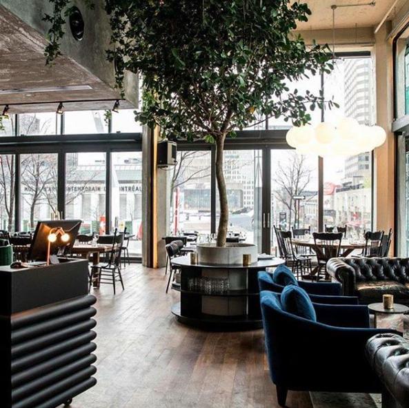 Restaurant - Montréal - local - cuisine - jazz - culture - art