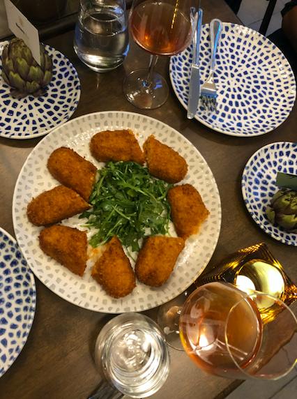 Jacopo- Groupe Antonopoulos - Italian food - Montreal -Piazzetta - Vieux Port