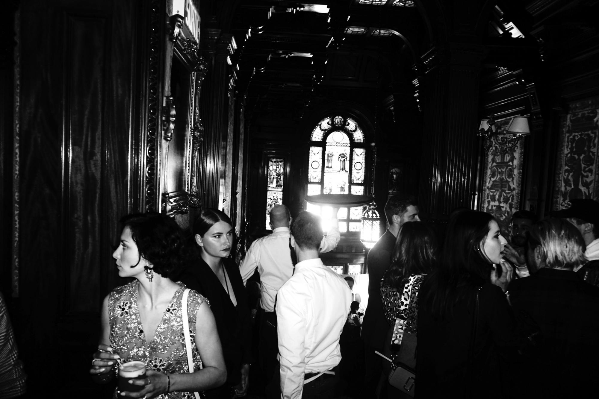 Dress to Kill - Bar George - Grand Prix - Event - Red Carpet - VIP - Mansion - Manor