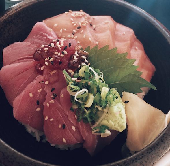 Restaurant Nozy - Quartiers du Canal - Cuisine japonaise - Japanese cuisine - Don - Sashimi