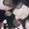 lâcher prisse- letting go - lanternes