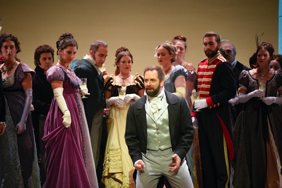 Etienne Dupuis - Onéguine - Opéra de Montréal