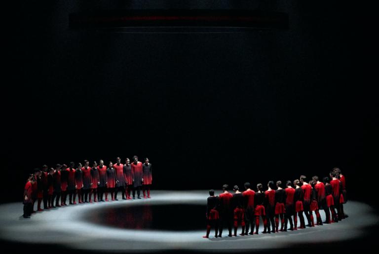 Grands ballets Canadiens - Place des Arts- Carmina Burana - Carl Orff